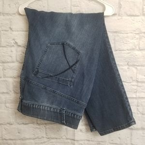 Lane Bryant Tighter Tummy Skinny Jeans